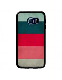 Coque Bandes New York City Hues pour Samsung Galaxy S6 Edge - Maximilian San