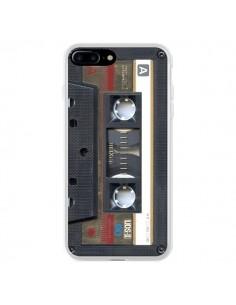 Coque Cassette Gold K7 pour iPhone 7 Plus et 8 Plus - Maximilian San