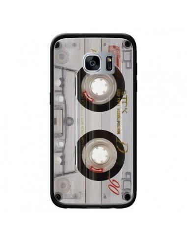 Coque Cassette Transparente K7 pour...