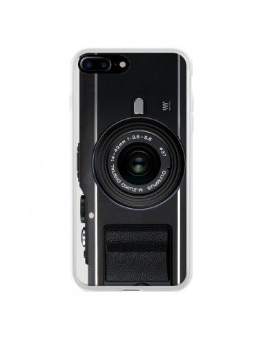 Coque iPhone 7 Plus et 8 Plus Old Camera Appareil Photo Vintage - Maximilian San