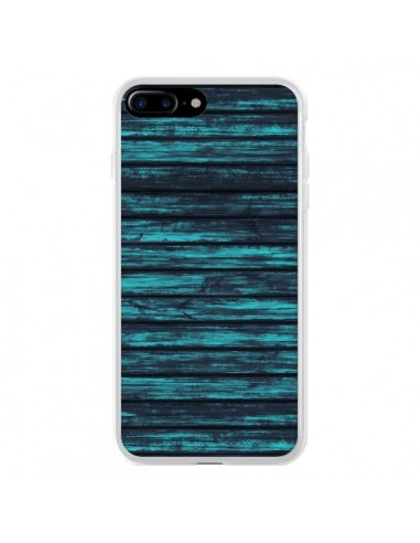 Coque iPhone 7 Plus et 8 Plus Blue...