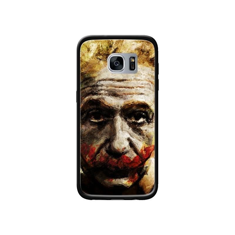 Coque The Joker Comics BD pour Samsung Galaxy S7 - Maximilian San