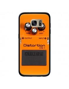 Coque Distortion DS 1 Radio Son pour Samsung Galaxy S7 Edge - Maximilian San