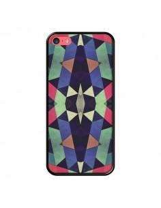 Coque Azteque Cristals pour iPhone 5C - Maximilian San