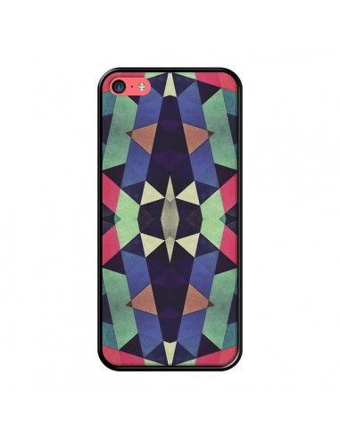 Coque iPhone 5C Azteque Cristals - Maximilian San