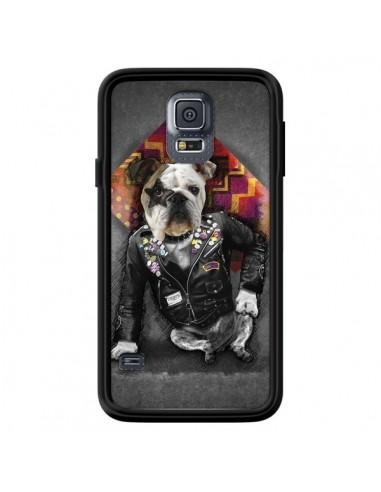 Coque Chien Bad Dog pour Samsung...