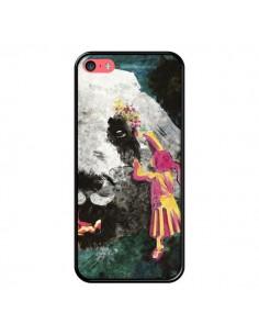 Coque Panda Pandamonium pour iPhone 5C - Maximilian San