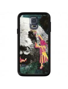 Coque Panda Pandamonium pour Samsung Galaxy S5 - Maximilian San