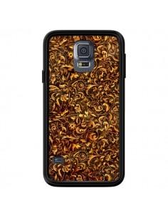 Coque Belle Epoque Fleur Vintage pour Samsung Galaxy S5 - Maximilian San