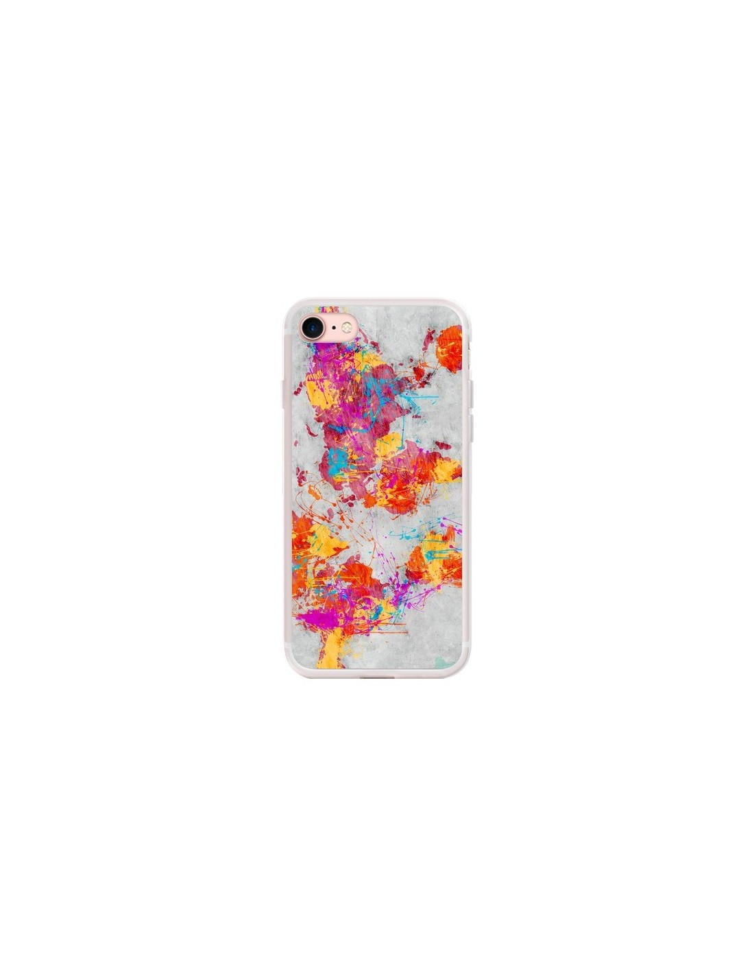 coque iphone 8 terre