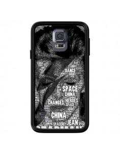 Coque David Bowie pour Samsung Galaxy S5 - Maximilian San