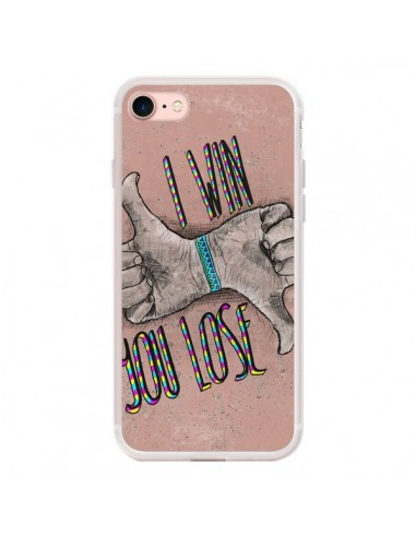 Coque iPhone 7/8 et SE 2020 I win You...