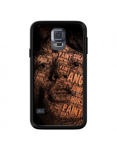 Coque Mick Jagger pour Samsung Galaxy S5 - Maximilian San