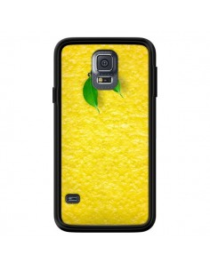 Coque Citron Lemon pour Samsung Galaxy S5 - Maximilian San