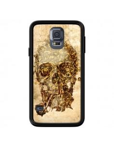 Coque Lord Skull Seigneur Tête de Mort Crane pour Samsung Galaxy S5 - Maximilian San