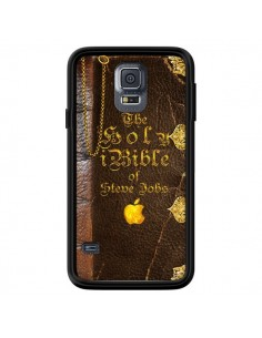 Coque Livre de Steve Jobs pour Samsung Galaxy S5 - Maximilian San