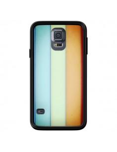Coque Lignes Verticales Geometric pour Samsung Galaxy S5 - Maximilian San