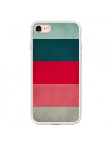 Coque Bandes New York City Hues pour iPhone 7 - Maximilian San