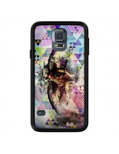Coque Oeil Triangle Oiseau Cry Bird pour Samsung Galaxy S5 - Maximilian San