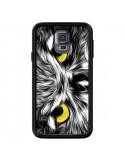 Coque The Sudden Awakening of Nature Chouette pour Samsung Galaxy S5 - Maximilian San