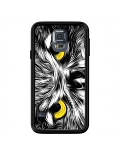Coque The Sudden Awakening of Nature Chouette pour Samsung Galaxy S5 - Maximilian San