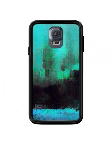 Coque Paysage Lysergic Horizon pour Samsung Galaxy S5 - Maximilian San
