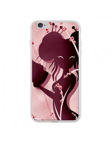 Coque iPhone 6 Plus et 6S Plus Femme...