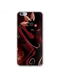 Coque Sarah Oriantal Woman Femme pour iPhone 6 Plus et 6S Plus - LouJah
