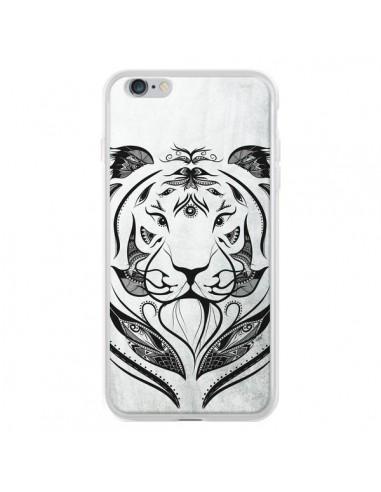 Coque Tattoo Tiger Tigre pour iPhone 6 Plus et 6S Plus - LouJah