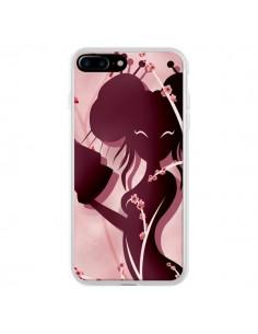 Coque Femme Asiatique Akiko pour iPhone 7 Plus - LouJah