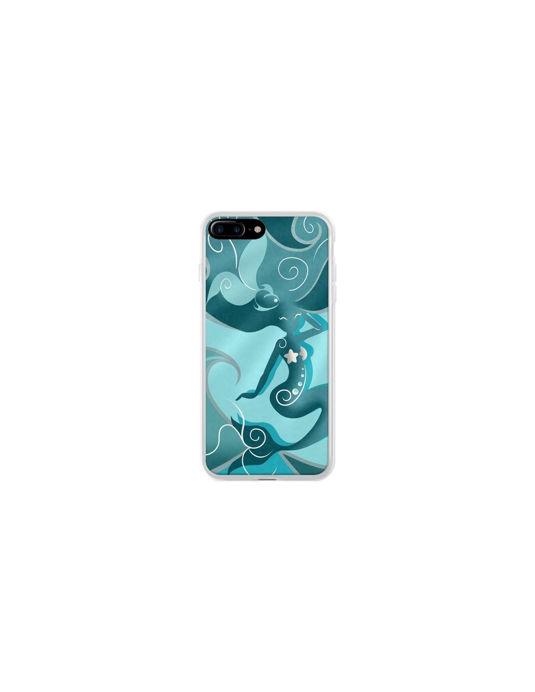 coque iphone 7 plus la petite sirene