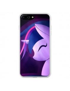 Coque I Love Unicorn Licorne pour iPhone 7 Plus - LouJah