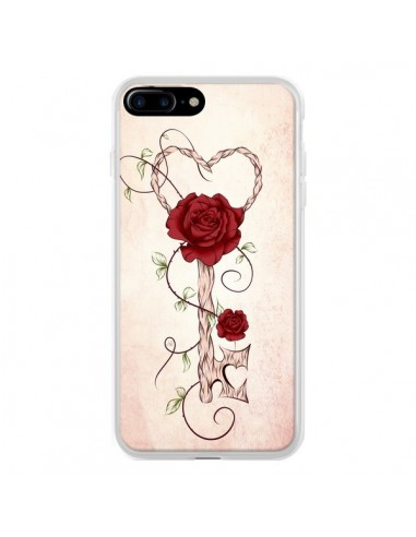 Coque iPhone 7 Plus et 8 Plus Key of...