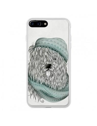 Coque Shaggy Dog Chien pour iPhone 7 Plus et 8 Plus - LouJah