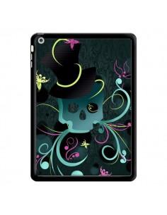 Coque Tête de Mort Papillon Skull pour iPad Air - LouJah