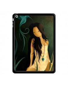 Coque Femme Indienne Pocahontas pour iPad Air - LouJah