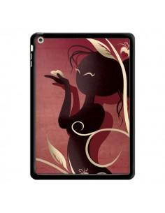 Coque Femme Asiatique Love Coeur pour iPad Air - LouJah