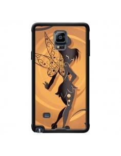 Coque Fée Clochette Fairy Peter Pan pour Samsung Galaxy Note 4 - LouJah