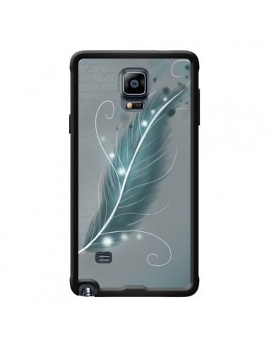 Coque Plume Magique pour Samsung Galaxy Note 4 - LouJah