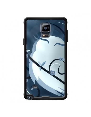 Coque Chouette Hibou Asiatique pour Samsung Galaxy Note 4 - LouJah