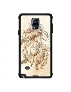 Coque Poetic Lion pour Samsung Galaxy Note 4 - LouJah