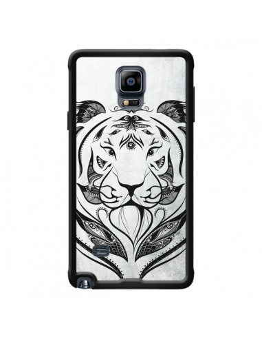 Coque Tattoo Tiger Tigre pour Samsung...