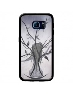Coque The Dreamy Tree Arbre Magique pour Samsung Galaxy S6 Edge - LouJah