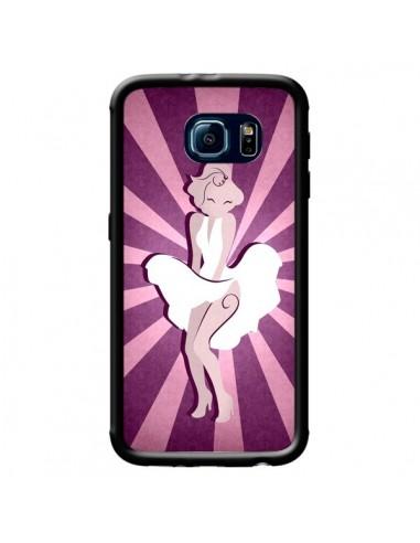 Coque Marilyn Monroe Design pour Samsung Galaxy S6 - LouJah