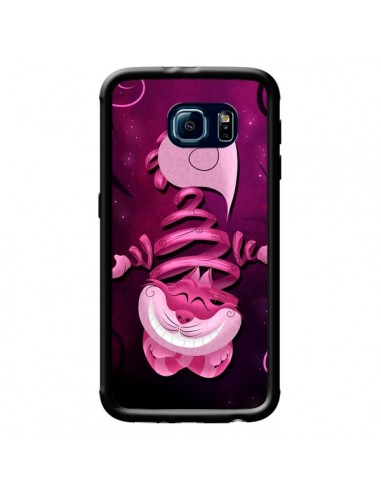 Coque Chat du Cheshire Ribbon Cat pour Samsung Galaxy S6 - LouJah