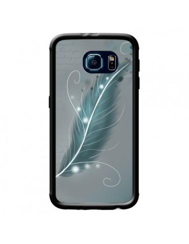 Coque Plume Magique pour Samsung Galaxy S6 - LouJah