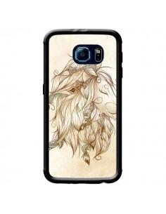 Coque Poetic Lion pour Samsung Galaxy S6 - LouJah