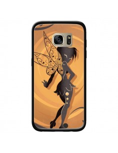 Coque Fée Clochette Fairy Peter Pan pour Samsung Galaxy S7 Edge - LouJah