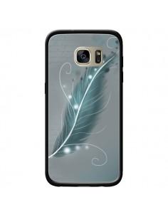 Coque Plume Magique pour Samsung Galaxy S7 Edge - LouJah