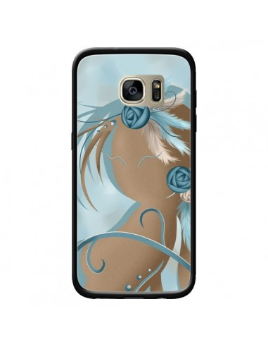 Coque Femme Plume Zoey Woman Feather...